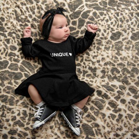 שמלה מעוצבת לתינוקות